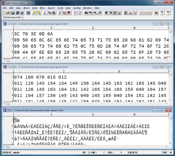 Edit Any File | vEdit